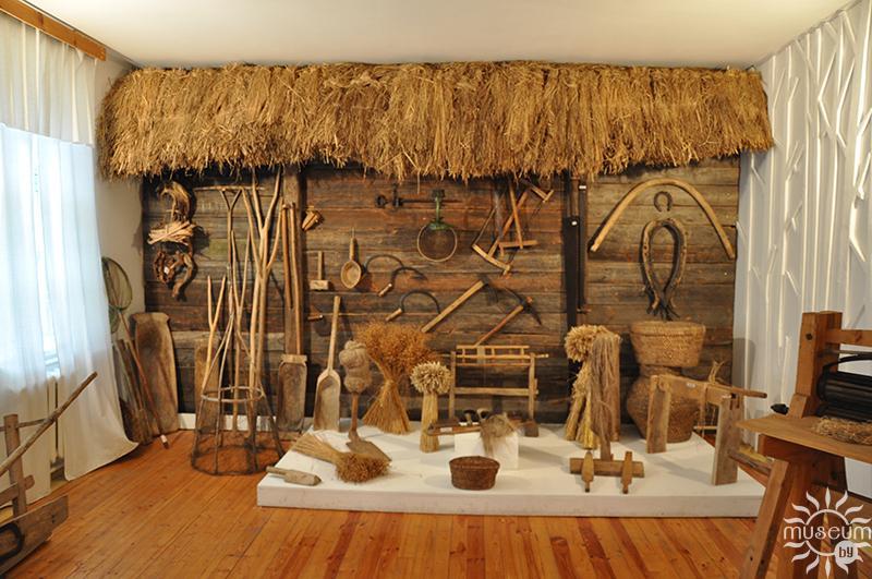 Музей народного творчества «Бездежский фартушок». Фото